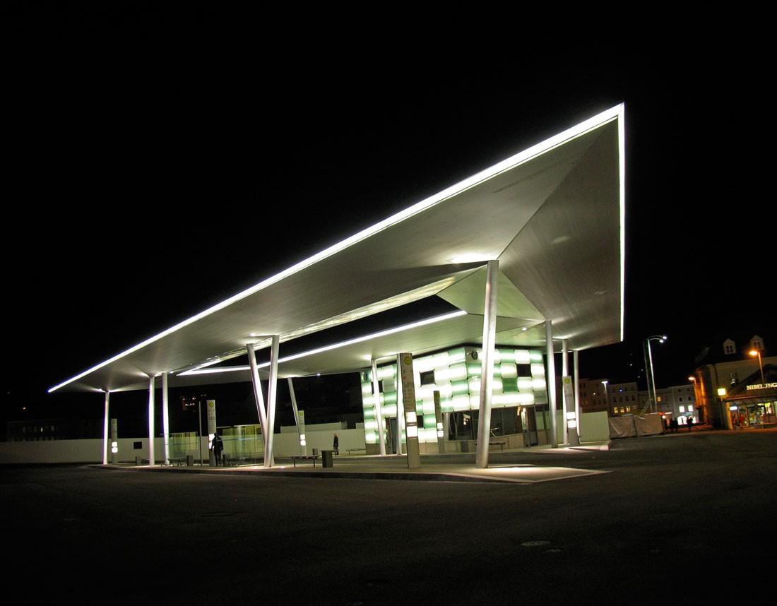 Architekten Passau molenaar architekten passau neue mitte mit zob